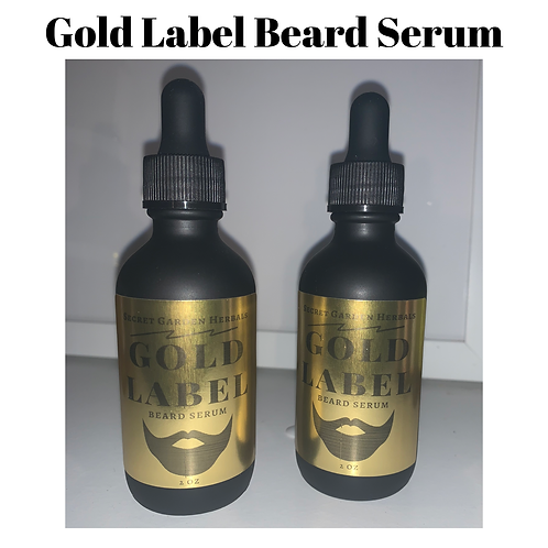 Gold Label Beard Serum