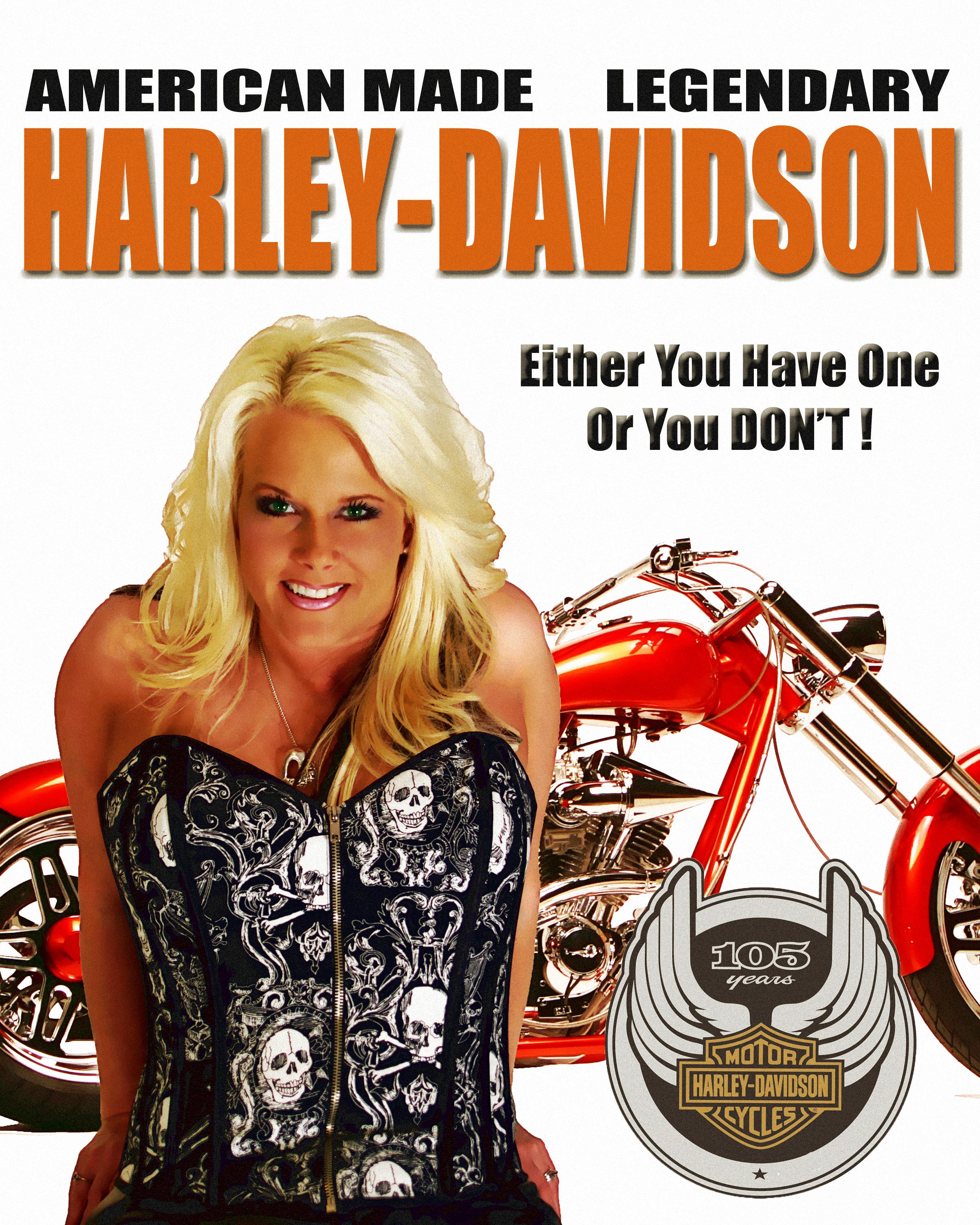 Harley Ad