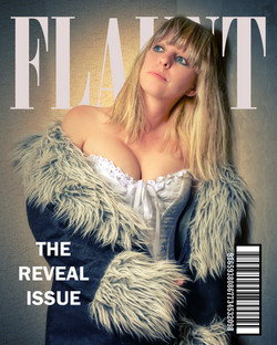 Flaunt Cover