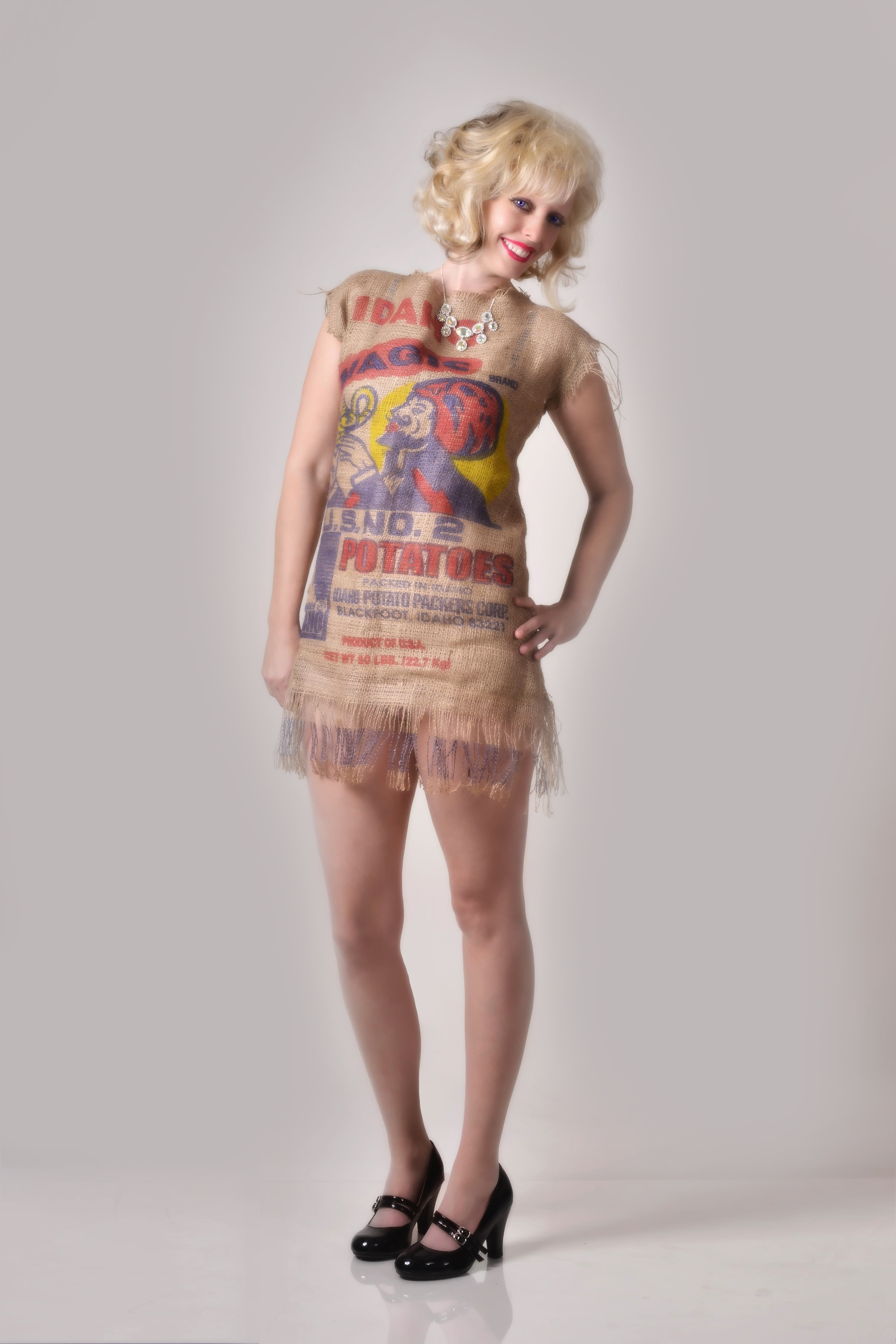Gunny Sack Dress