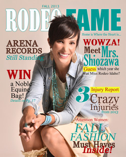 Rodeo Fame Fall Issue