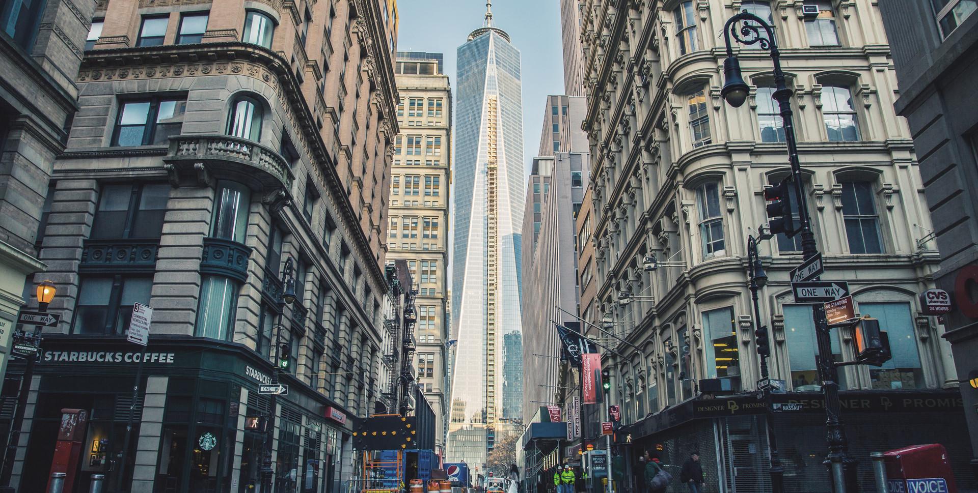 분주 한 뉴욕
