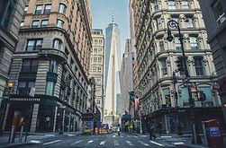 繁華的紐約