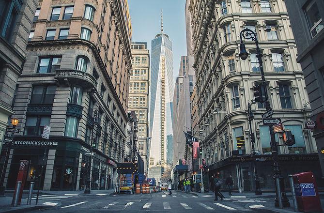 Шумный Нью-Йорк