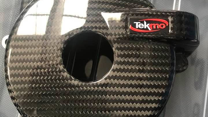 Carbon 690/701 Stator Cover (Tekmo Racing)
