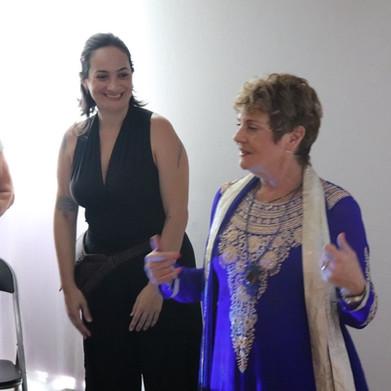 Dia Internacional de Mulher e lançamento do curso de Yoga Hormonal