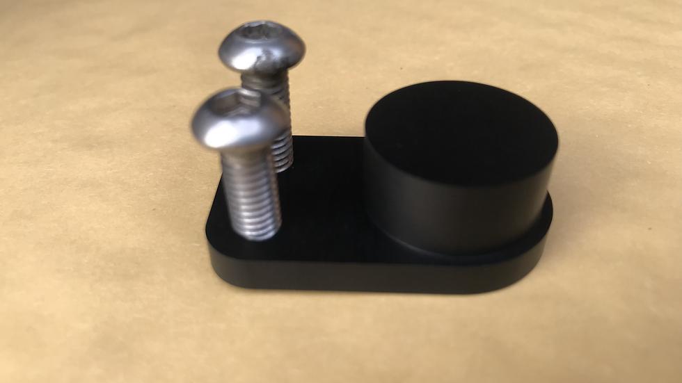 Moto-Tech Quick-Flip Universal Mirror Mount Base (sold individually)