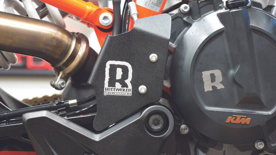 Rottweiler KTM 790/890 Adventure Rear Master Cylinder Guard