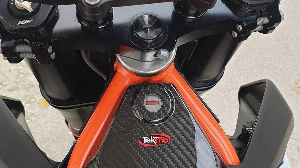 KTM690 Carbon Key Surround (Tekmo Racing)