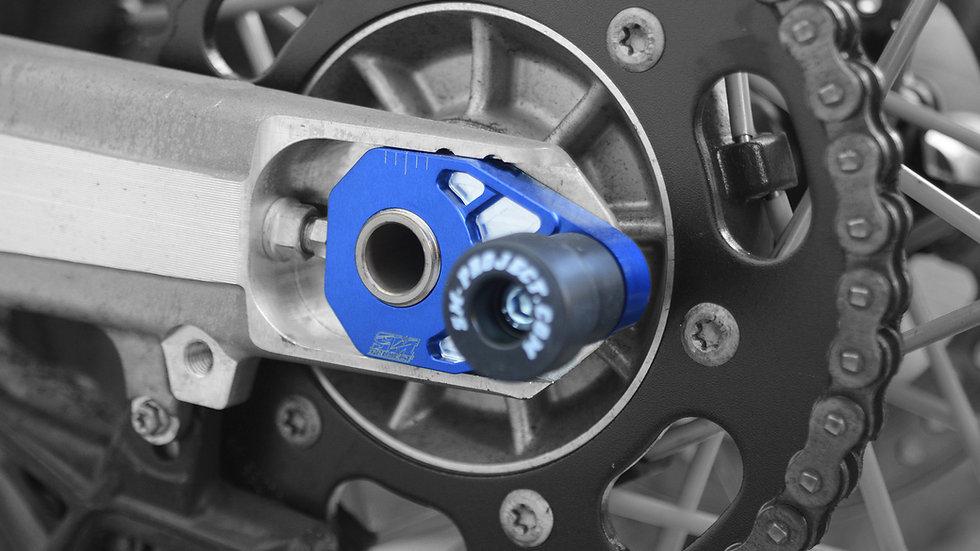 KTM & Husqvarna CnC 25mm Axle Block Sliders by SM Project