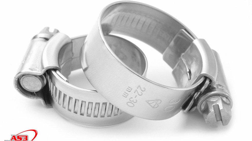 Hi-Torque Stainless Hose Clip Kit (KTM690/Husqvarna 701)
