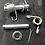 Thumbnail: KTM690/Husqvarna 701 Stainless Steel Footrest Pins/Springs
