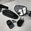 Thumbnail: Moto-Tech 'Quick-Flip' Dual-Sport Mirror Kits