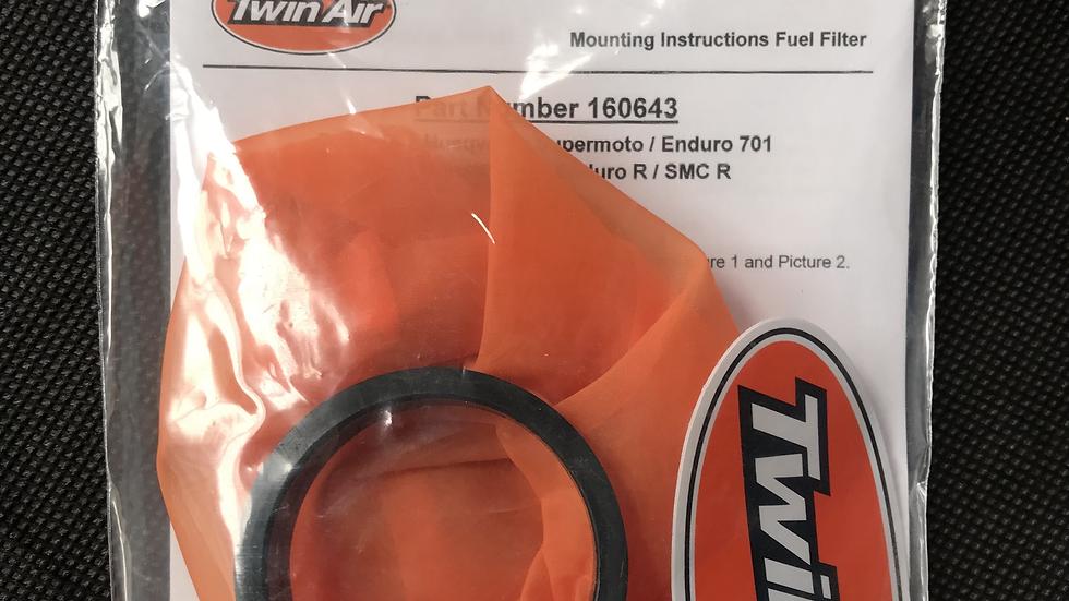 690/701 Twin-Air Fuel Tank Pre-Filter