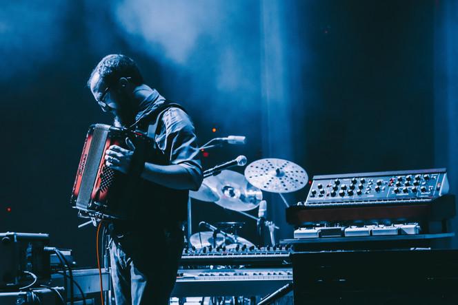 DAN WALKER (Keys,Synth,Accordion)
