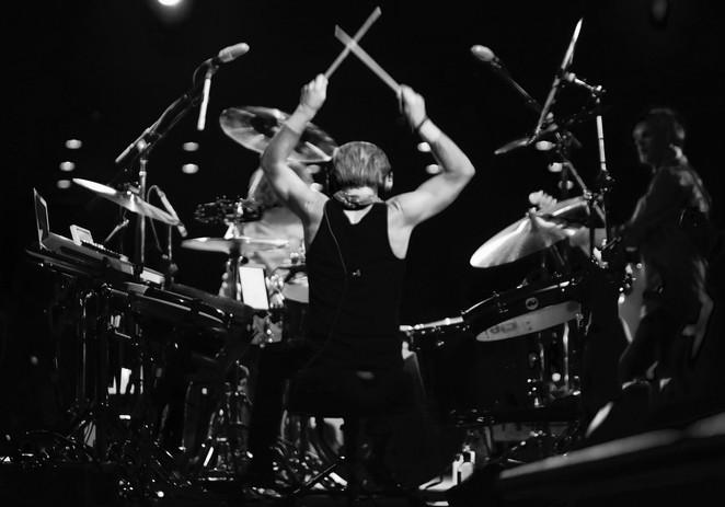 DENNY FONGHEISER (Drummer/Producer)