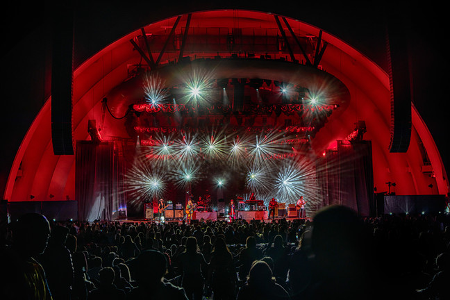 """The Hollywood Bowl - HEART (Reunion """"Love Alive"""" Tour)"""