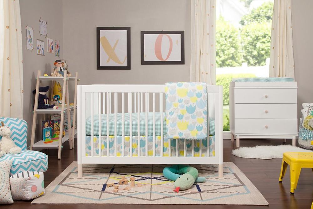 Gelato 3-in-1 Convertible crib