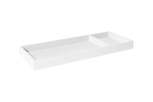 Universal Wide Removable Changing Tray For DaVinci (White)