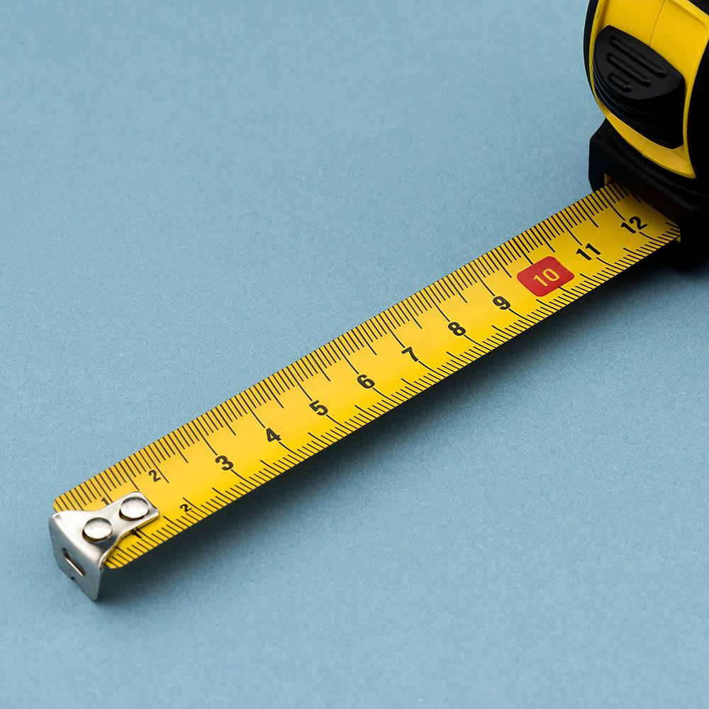 Crib dimensions measurement