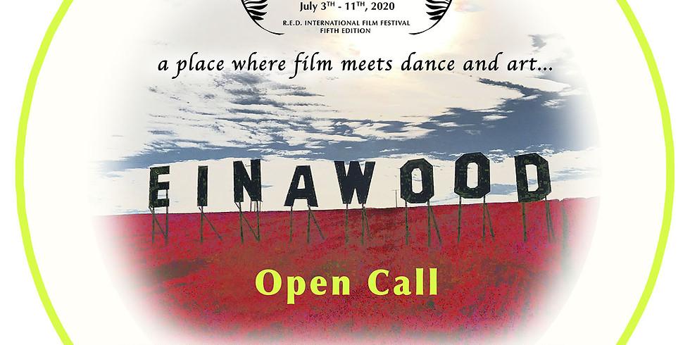 Utlysning RIFF; R.E.D. International Film Festival