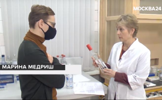 """Специалисты ВНИИПБТ выступили экспертами в программе """"Специальный репортаж"""""""