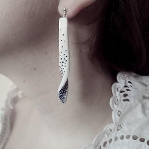 bijoux pointillisme lea zanotti ceramiqu