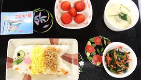 5月の行事食(こどもの日・食育の日)
