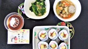 2月の行事食(節分・食育の日)