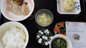 9月の行事食(食育の日・十五夜・秋分の日)