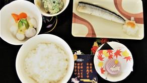 10月の行事食(十五夜・食育の日)