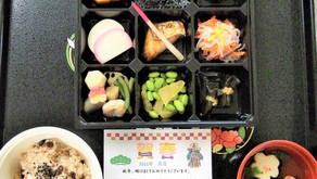 1月の行事食(おせち献立・七草献立・食育の日)