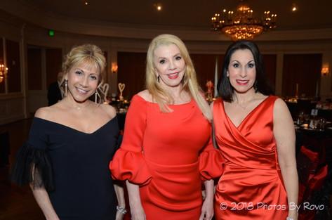 Honorary chairs Janine Iannarelli, Marie Taylor Bosarge and Tina Raham Stewart