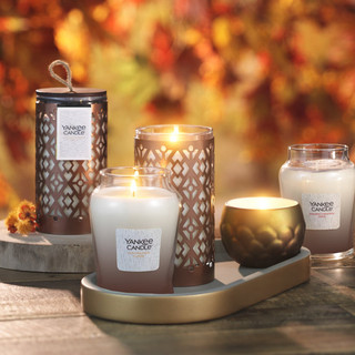 YANKEE CANDLE FALL LIMITED EDITION