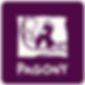 Bartók Pagony könyvesbolt logo