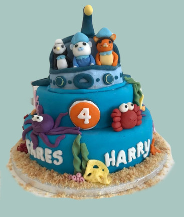 Octonauts double birthday!