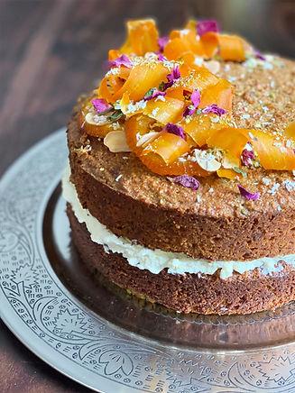 Jazar cake