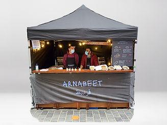 arnabeet stall