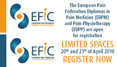 Examinations for the European Pain Federation Diplomas in Pain Medicine (EDPM) and Pain Physiotherap