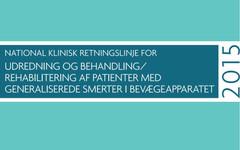 Danske nasjonale retningslinjer (2015) for utredning og behandling av pasienter med generaliserte sm