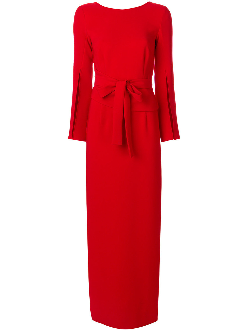 P.A.R.O.S.H. - long belted dress