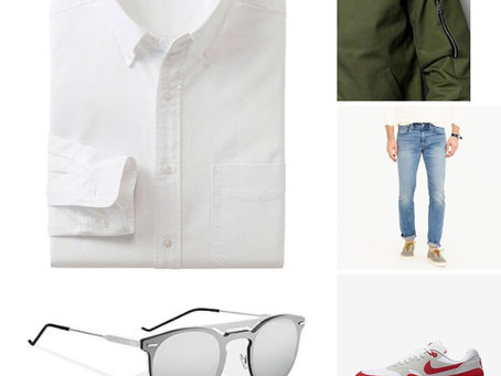 WEEKLY STYLE VIBES: STEFAN RIERA SPRING EDIT