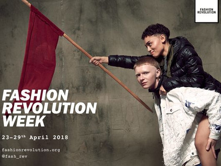 WHO MADE MY CLOTHES - FASHION REVOLUTION WEEK
