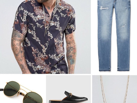 WEEKLY STYLE VIBES: CONFIDENT FLORALS