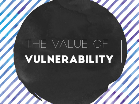 OCTOBER 2016: THE VALUE OF VULNERABILITY