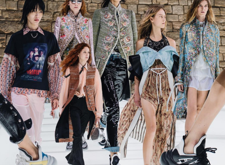 OUR TOP FIFTEEN COLLECTIONS FROM SPRING/SUMMER 2018
