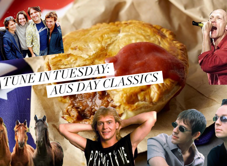 TUNE IN TUESDAY: AUSTRALIA DAY CLASSICS