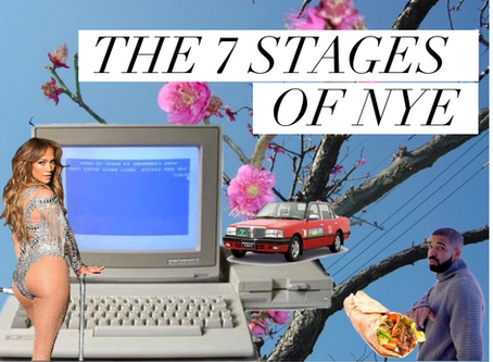 TUNE IN TUESDAY: THE SEVEN STAGES OF NYE