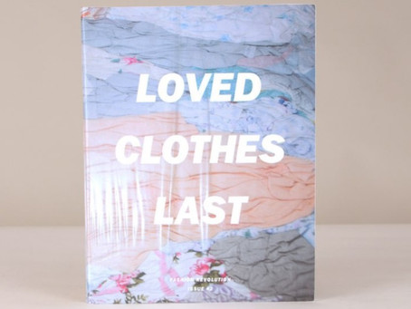 BOOK CLUB: FANZINE #002 LOVED CLOTHES LAST