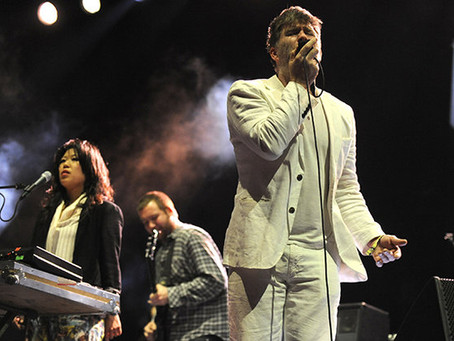 BAND OF THE MONTH MAY: LCD SOUNDSYSTEM
